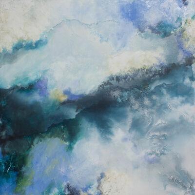 Sheryl Daane Chesnut, 'Glacier Reimagined 2', 2021