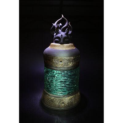 Satoshi Nishizaki, 'Kokuen (God of Black Flame) ', 2016