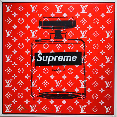 Shane Bowden, 'Chanel Supreme Red '