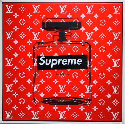 Shane Bowden, 'Chanel Supreme Red '