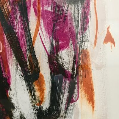 Joan Mitchell, 'Trees IV', 1992