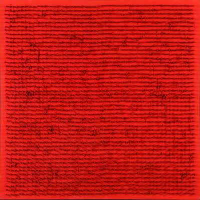 Bernard Aubertin, 'TABLEAU CLOUS', 1970