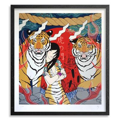 Yumiko Kayukawa, 'Tiger Gate', 2016