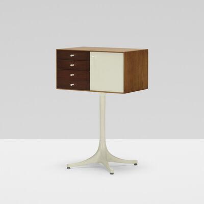 George Nelson & Associates, 'Miniature Cabinet, Model 5211', 1950