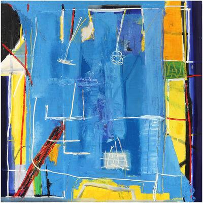 Gustavo Ramos Rivera, 'Drawing on Tranquility', 2017