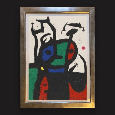 Joan Miró, 'Le Matador', 1969