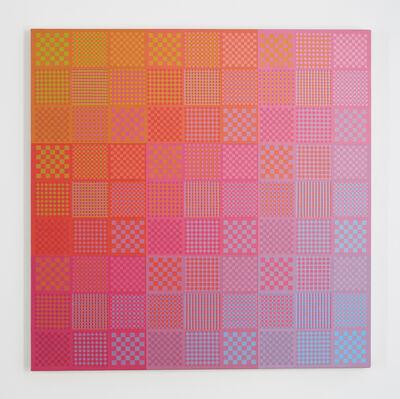 Sanford Wurmfeld, 'II-25 (Red DN-LN)', 1983