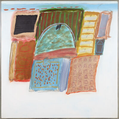 Ida Kohlmeyer, 'Untitled', 1981