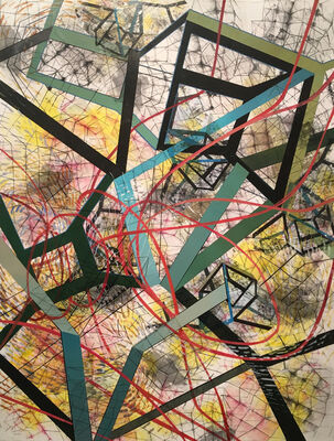 Nichole Gronvold Roller, 'Parametric', 2018