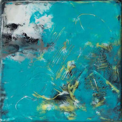 Martha Rea Baker, 'Grotto I', 2017