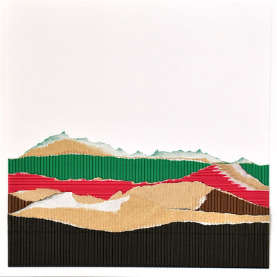 Edgar Knoop, 'Horizonte 17', 2006