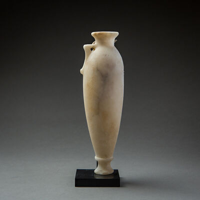 Unknown Greek, 'Hellenistic Alabaster Vessel', 300 BCE-100 BCE