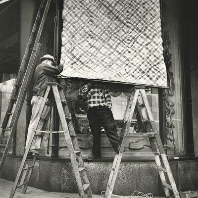 Vivian Maier, 'New York, NY', November 19-1953
