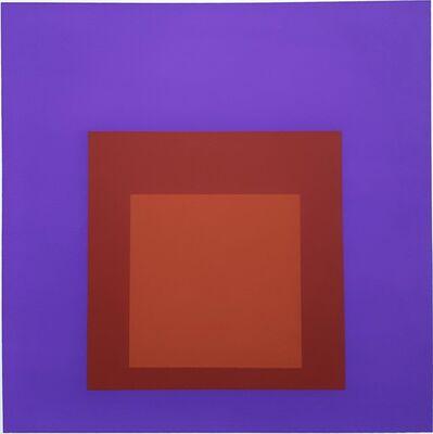 Josef Albers, 'Palatial', 1965