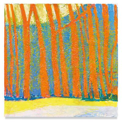 Wolf Kahn, 'Woodland Density', 2019