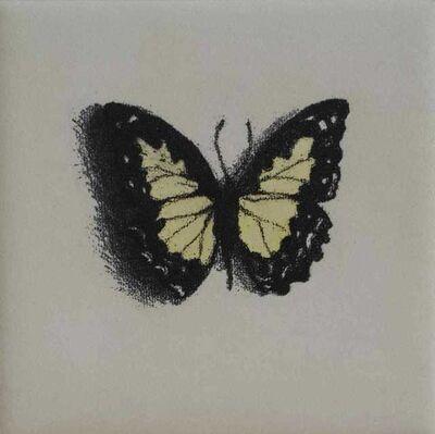 Lisa Milroy, 'Butterfly V', 1994