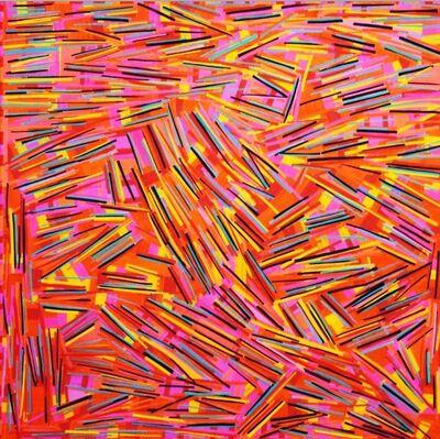 Marta Minujin, 'Pasion+Pasion=Pasion', 2015