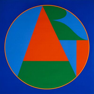 Robert Indiana, 'ART  (for Colby College)', 1973