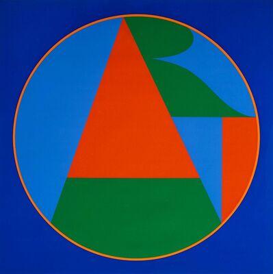 Robert Indiana, 'Colby ART (Sheehan, 80)', 1973