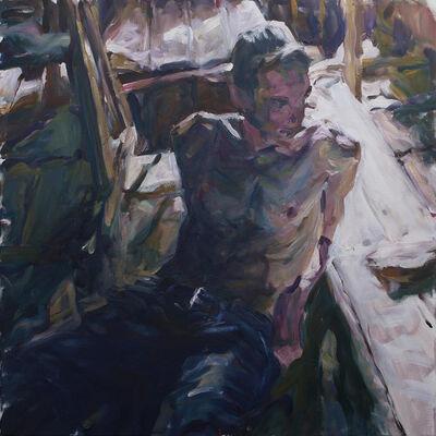 Martin-Jan van Santen, 'Stumbled', 2018