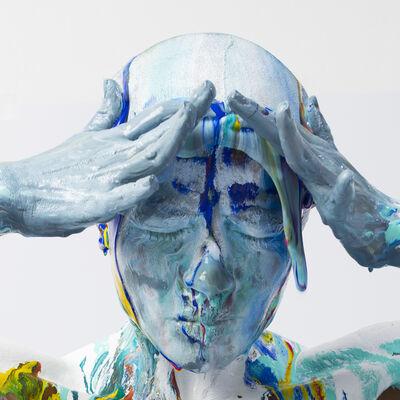 Pierre Fudarylí, 'Secuencia de despintado II', 2017