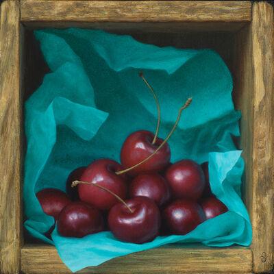 Sean Beavers, 'Boxed Cherries', 2016