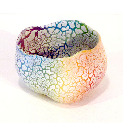 Yumiko Shinozaki, 'tea bowl'