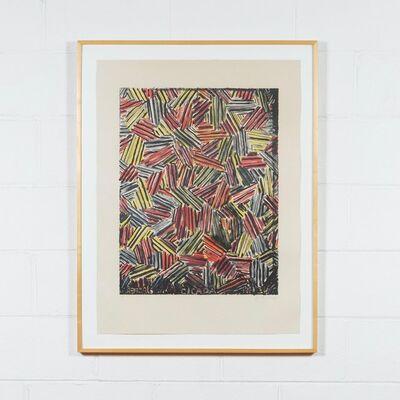 Jasper Johns, 'Cicada', 1981