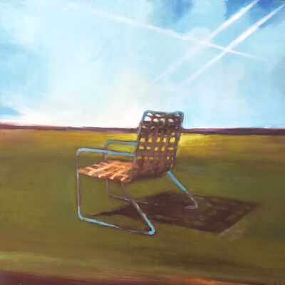 Scott Yeskel, 'His Old Chair', 2016