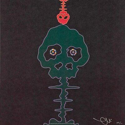 Takashi Murakami, 'Time Bokan - Black', 2001