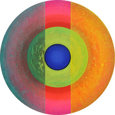 Esmee Seebregts, 'Color circle XXV', 2018