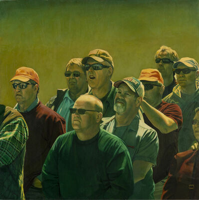 Mary Henderson, 'Hats', 2020