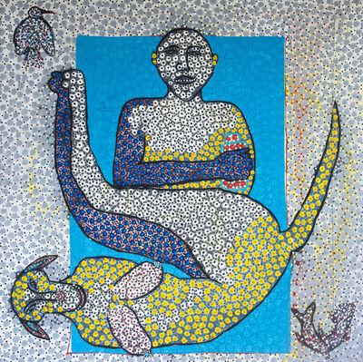 Ousmane Niang, 'Jeu de Carte 2', 2019
