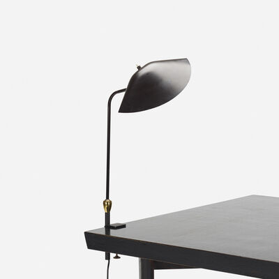 Serge Mouille, 'Agrafee Table Lamp', 1956