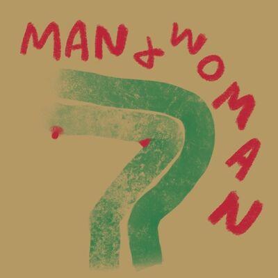 Yonko Kuchera, 'Man and Woman', 2019