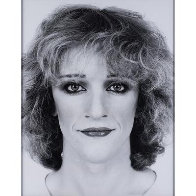 Valérie Belin, 'Untitled, série transsexuel'
