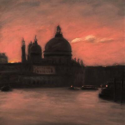 Mallory Lake, 'Afterglow, Venice', 2006