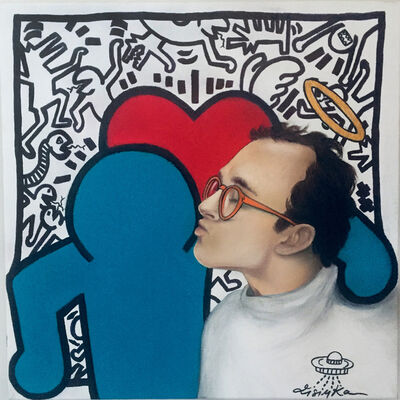 Lisinka, 'Art = Love', 2020