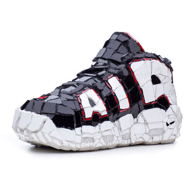 Jason Dussault, 'Nike Air More Uptempo', 2019