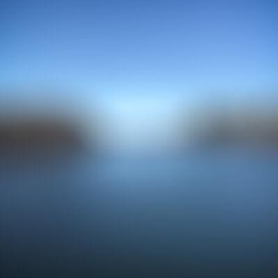John Atchley, 'South Pond Blue #2', 2015