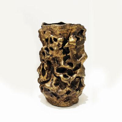 Mattia Biagi, 'Bronze Vase 01', 2017