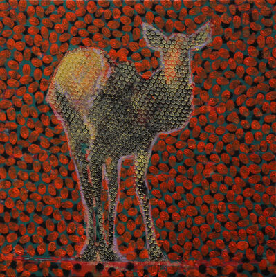 Les Thomas, 'Animal Painting 020-1873', 2020