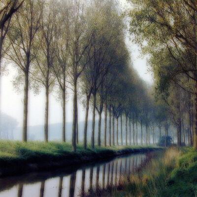 Lynn Geesaman, 'Damme, Belgium (5-95-26c-9', 1995