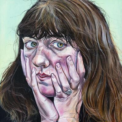 Ishbel Myerscough, 'Me Aged 50', 2019