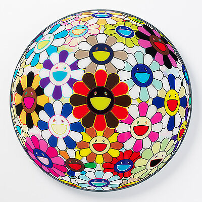Takashi Murakami, 'FLOWERBALL MULTICOLOR', 2015
