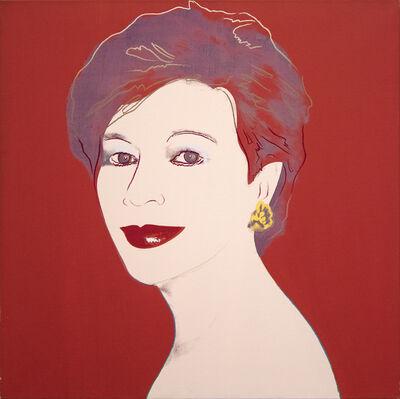 Andy Warhol, 'Portrait of Dorothy Blau-Red', 1983