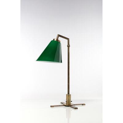 Fritz Schlegel, 'Model B29,  Ajustable desk lamp', near 1940