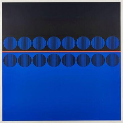 Ivan Picelj, 'Cyclophoria/1', 1971