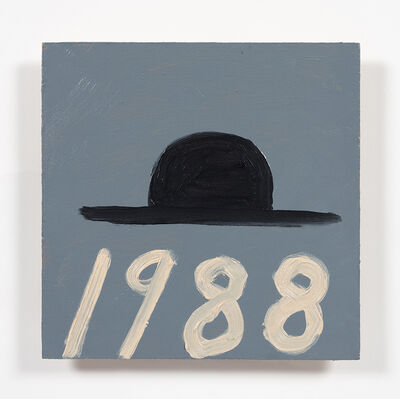 Stephen W. Evans, 'Hat with Date', 2019