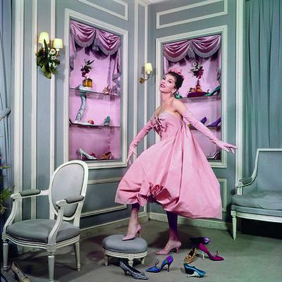 Sabine Weiss, 'Chez Dior', 1958